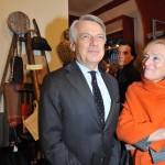 Ferruccio ed Elisabetta De Bortoli