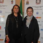 Anna Recordati e Claudia Buccellati