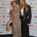 Fabiana Giacomotti e la figlia Federica