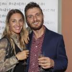 Lucilla Agosti e Riccardo Rizieri