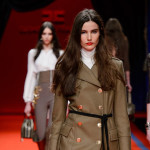 Milan Women Fashion Week 2016-17Elisabetta Franchi