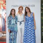 Camila Basurco, Elisa Bulgheroni e Eleonora Parisi