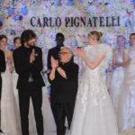 Carlo Pignatelli e Eva Riccobono