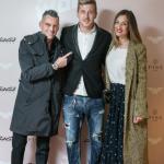 Ruben Tomella, Kucka e Cristina Tomella