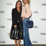 Camila Raznovich e Filippa Lagerback