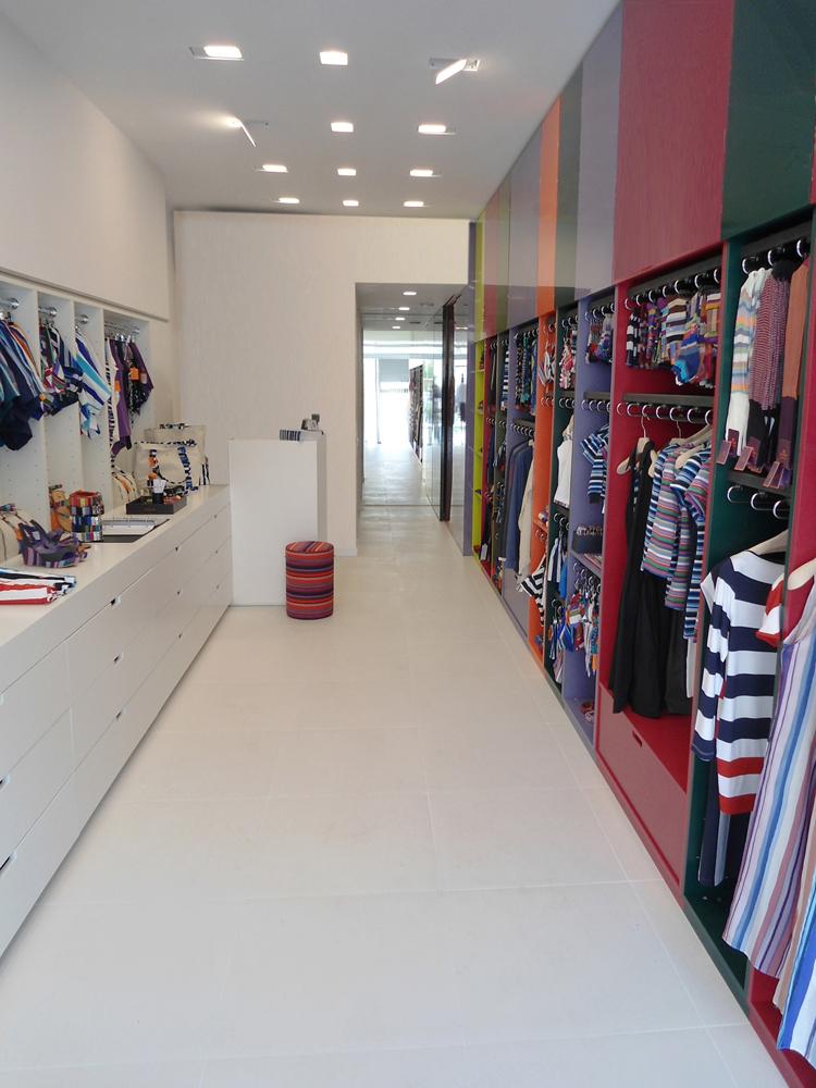 Gallo colora Forte dei Marmi - Shopping Milano Roma