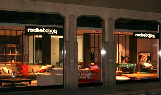 Roche Bobois - Shopping Milano Roma