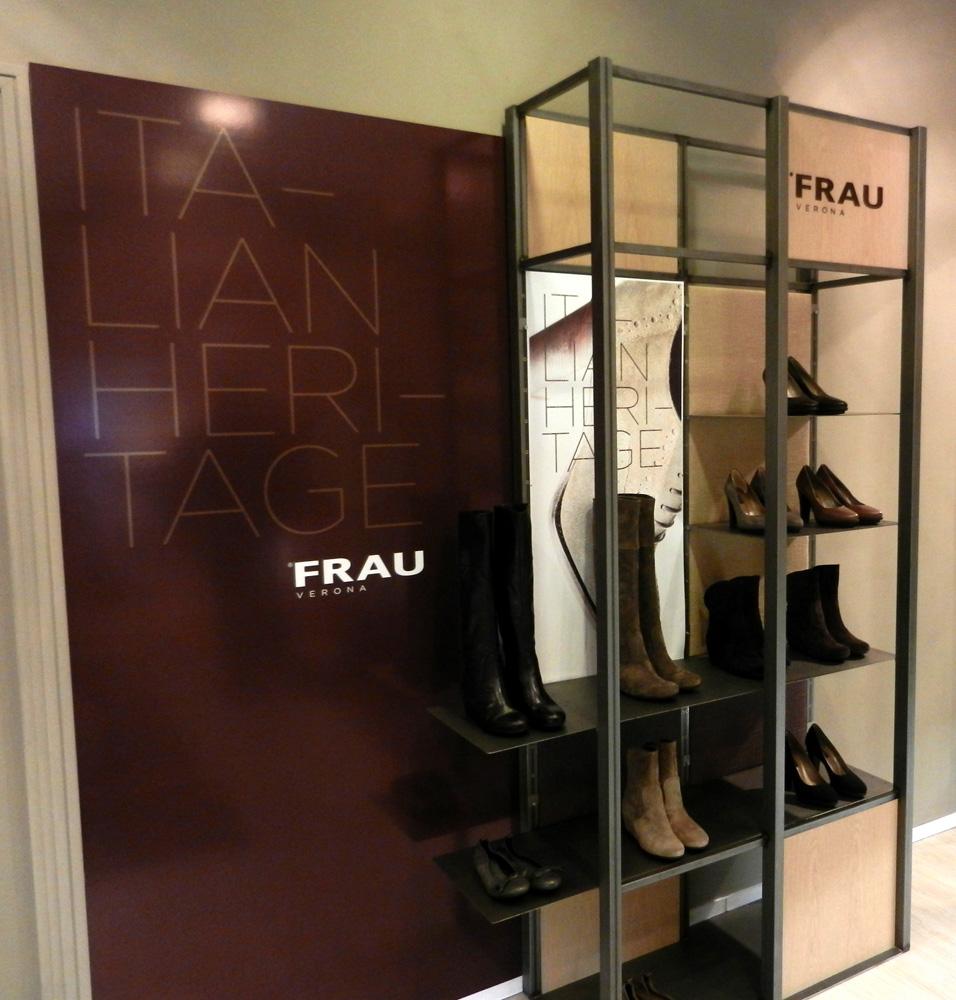 competitive price 9dee8 e6e09 Frau apre a Roma - Shopping Milano Roma