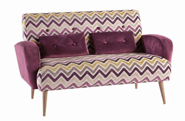 L\'accoppiata divano-lampada di Roche Bobois - Shopping Milano Roma