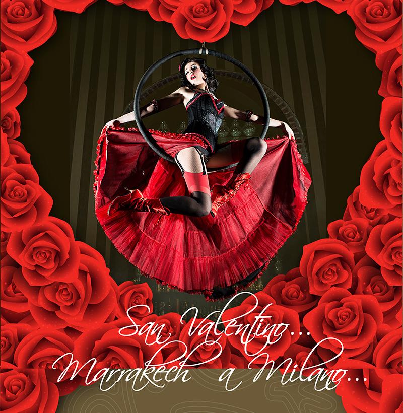 14 febbraio in salsa marocchina al Riad Yacout di Milano - Shopping ...