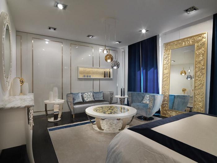 Elledue arredamento nuovo showroom nel cuore di milano for Showroom arredamento roma