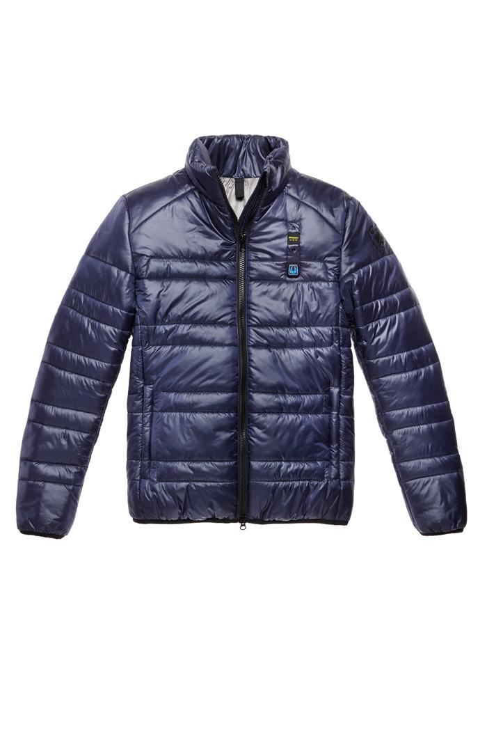 Solo Shopping Che Il Da Si Piumino Riscalda Presenta Blauer Primo naqZ16a