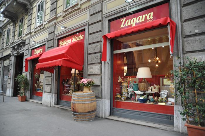 Grande festa per l inaugurazione del nuovo concept store Zagara ... 189bd6809c19