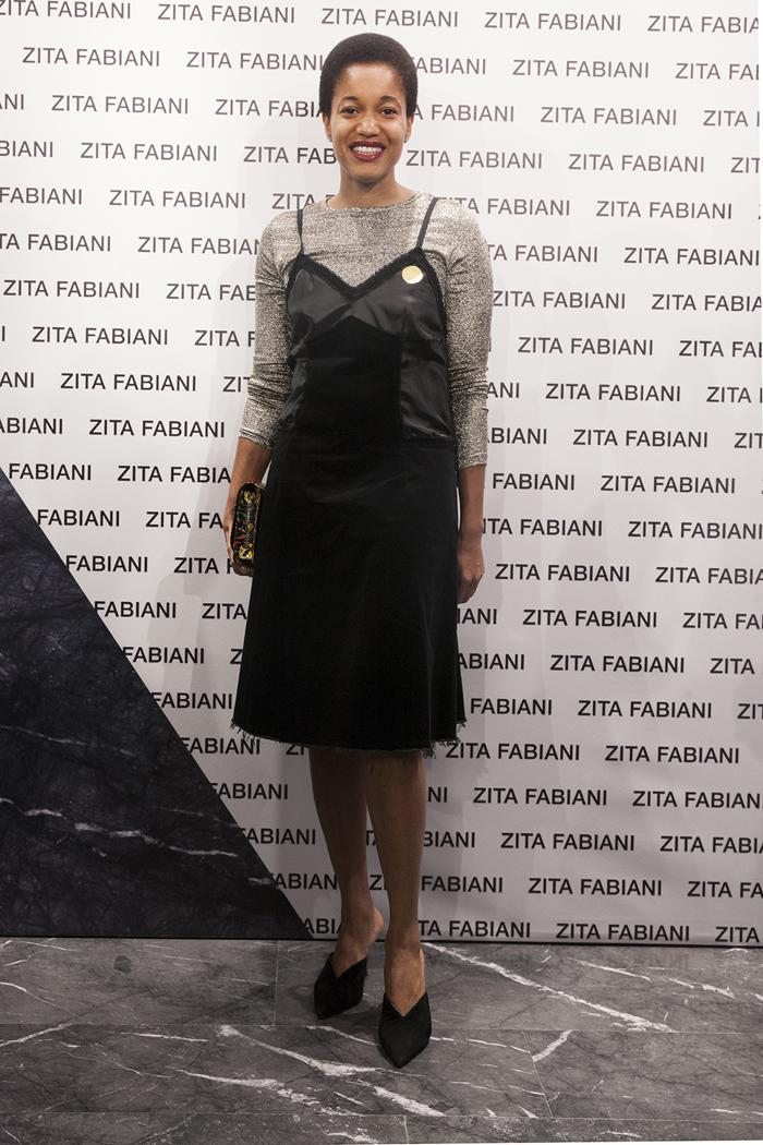 Abiti Da Cerimonia Zita Fabiani.Zita Fabiani Riapre A Roma Shopping Milano Roma