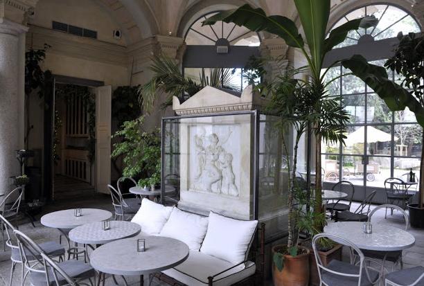 l bar trova casa a villa reale shopping milano roma