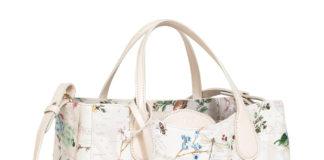 de47c888e85fc Alviero Martini 1a Classe presenta la nuova collezione Flower Garden