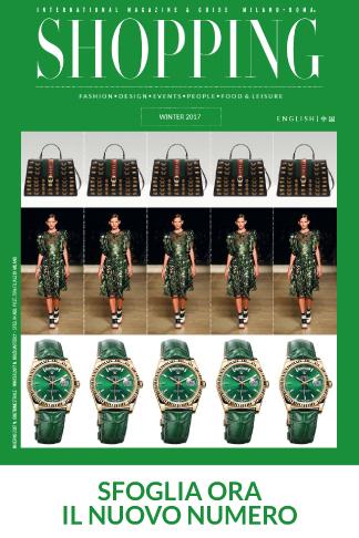 Shopping Milano Roma - Online Magazine