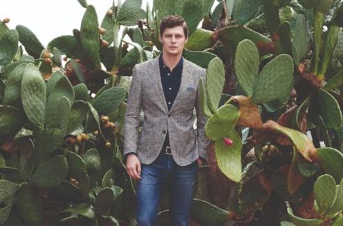 Come si vestirà l uomo che verrà   Boggi Milano risponde a gran voce con il  lancio della sua nuova collezione in cui emergono tessuti di altissima  qualità 2e438ee248c0