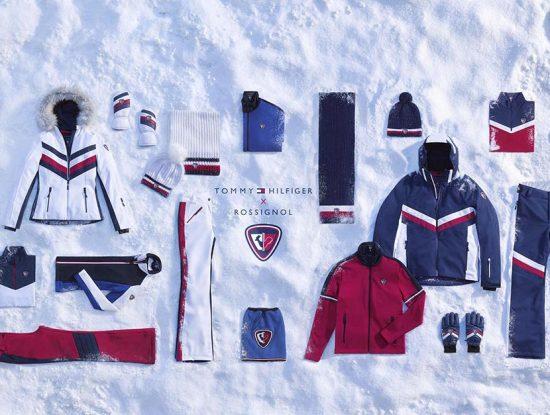 Tommy Hilfiger: una nuova capsule collection di skiwear con