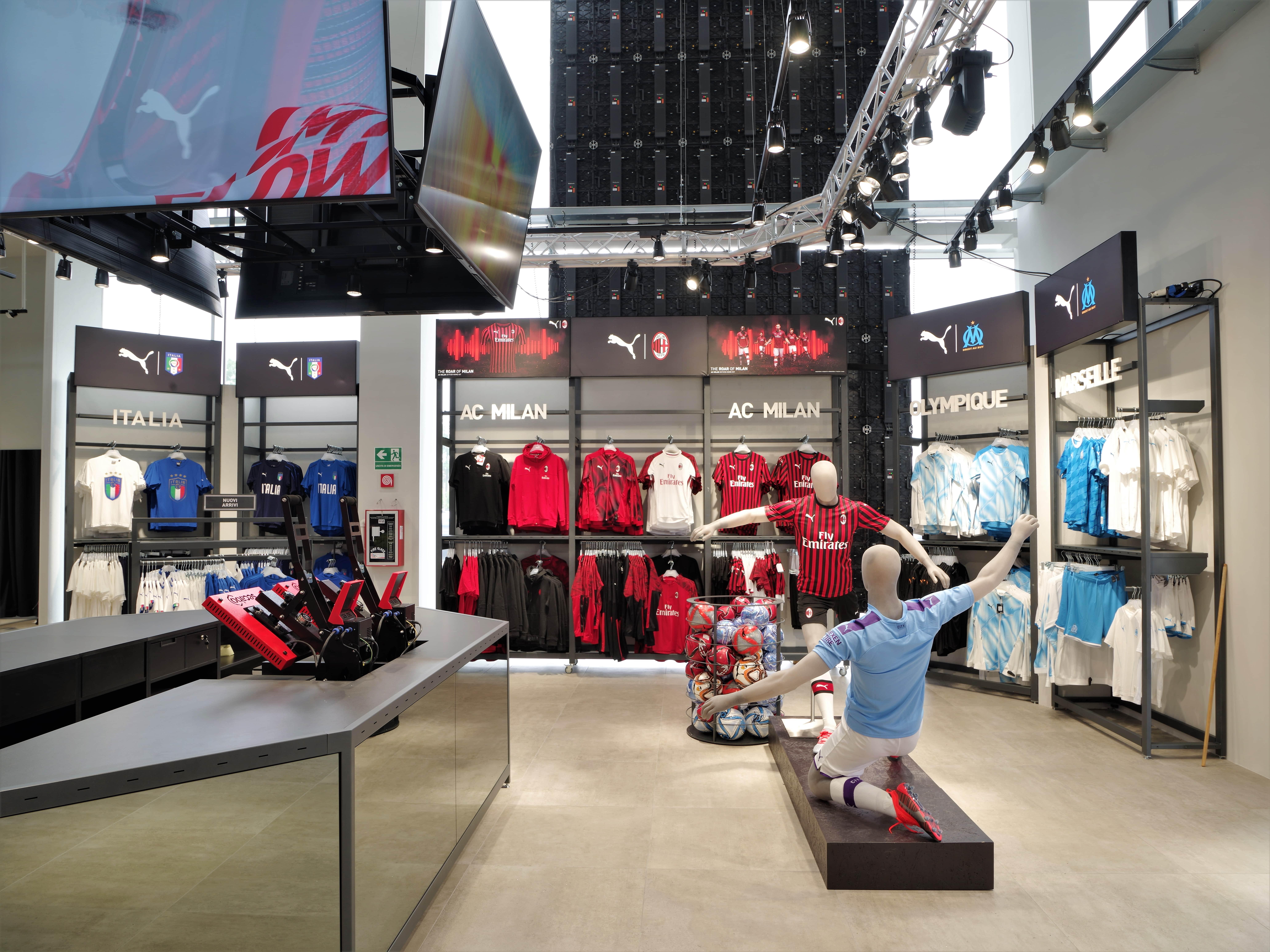 Puma: a Scalo Milano approda l'outlet più grande d'Italia
